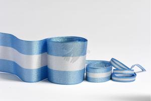 BANDERA CEREMONIA N5 25MM X10MTS