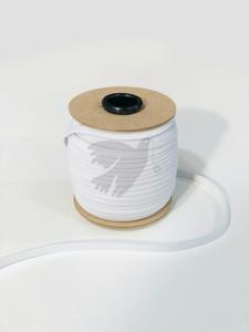 ELASTICO CORDON ORO 3002 BLANCO 7MM X50M