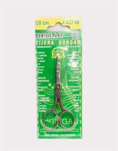 TIJERA REGAL BORDAR 10CM 427.40 X1